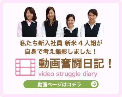 動画奮闘日記